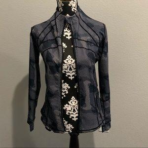 Lululemon mesh jacket